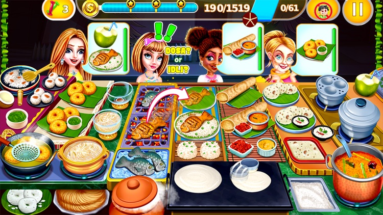 My Cafe Shop Cooking Game