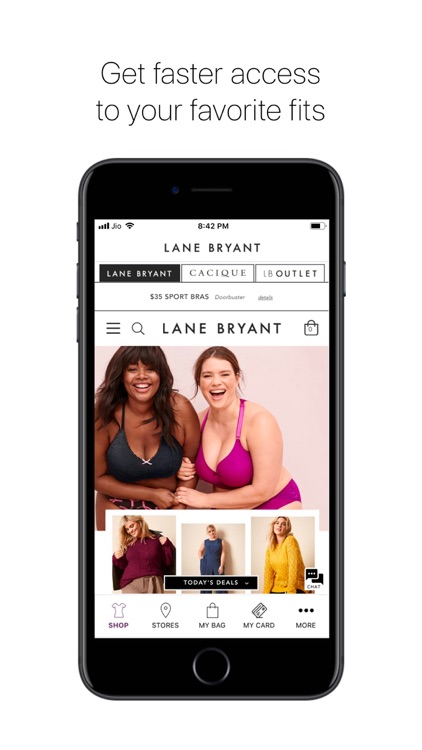 Lane Rewards by Lane Bryant
