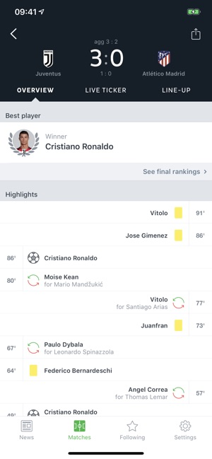 Onefootball - Soccer Scores on the App Store