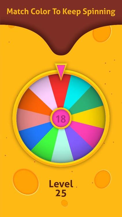 Impossile Crazy Spin Wheel