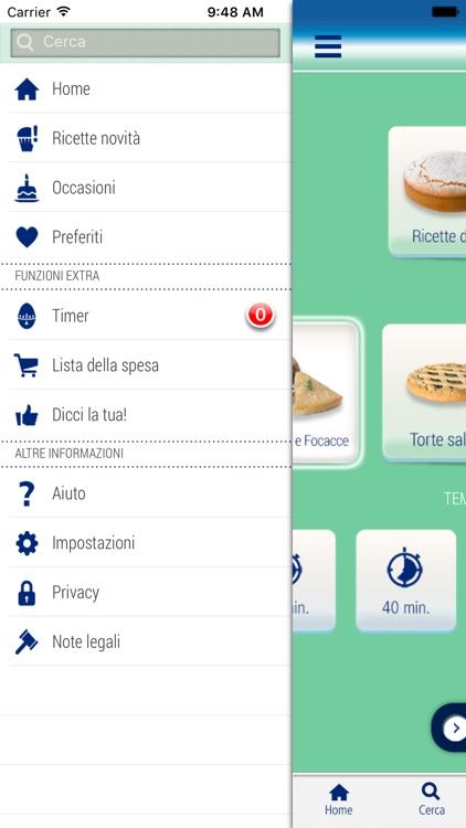 RICETTARIO PANEANGELI screenshot-4
