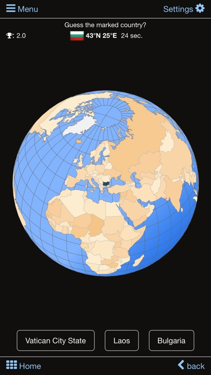 World atlas & world map MxGeo screenshot-7