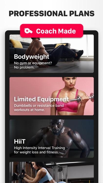 Gym Plan - Home & Gym Workouts