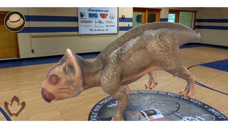 AR Living World of Dinosaurs