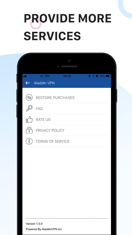Aladdin VPN -Unlimited VPN Pro screenshot-4