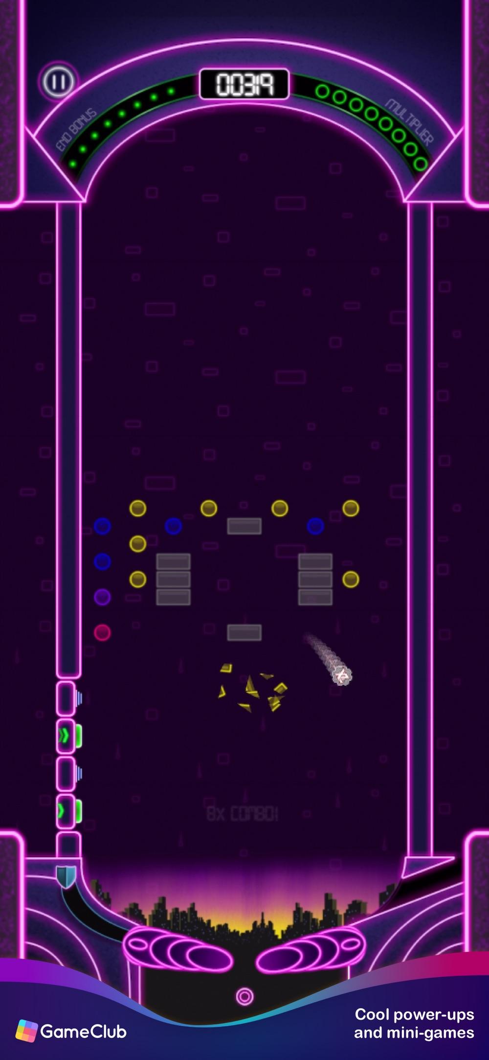 Pinball Breaker - GameClub hack tool