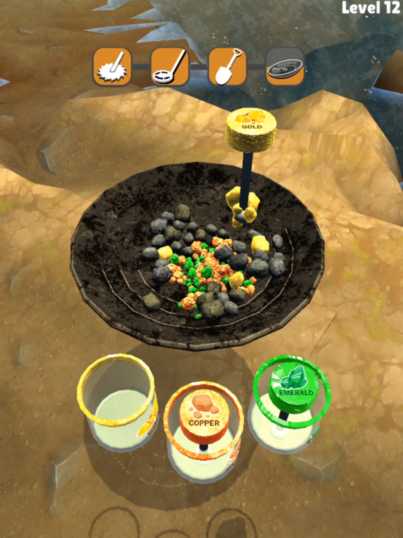 Gold Rush 3D! screenshot 19