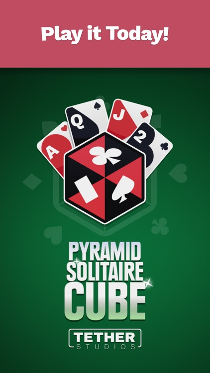 Pyramid Solitaire Cube screenshot-4
