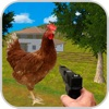 Shoot Chicken - Frenzy Farmer