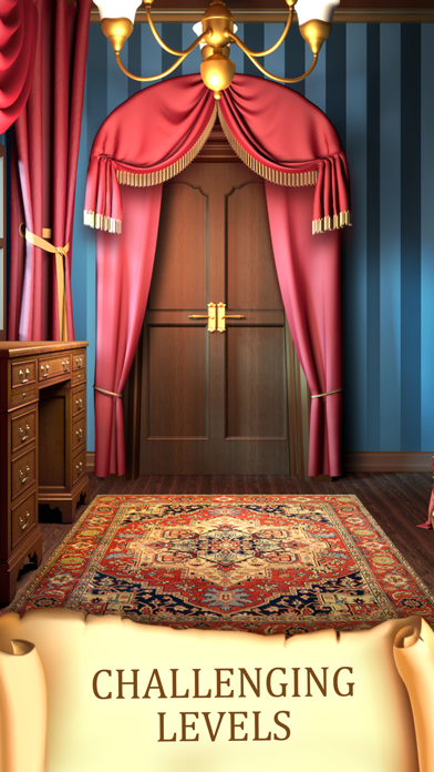 100 Doors Hidden Objects By Vladimir Poriadnikov Ios United States Searchman App Data Information