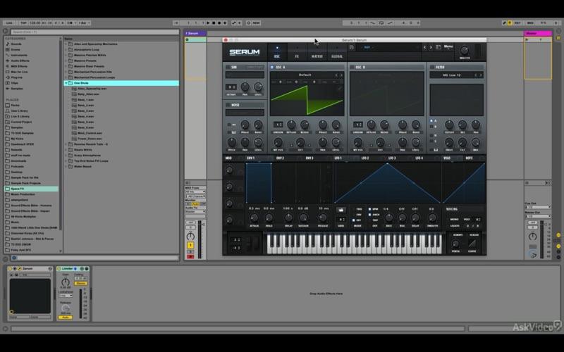 Adv. Bass Dance Sound Design 3