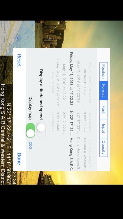 Timestamp Camera Basic screenshot-7