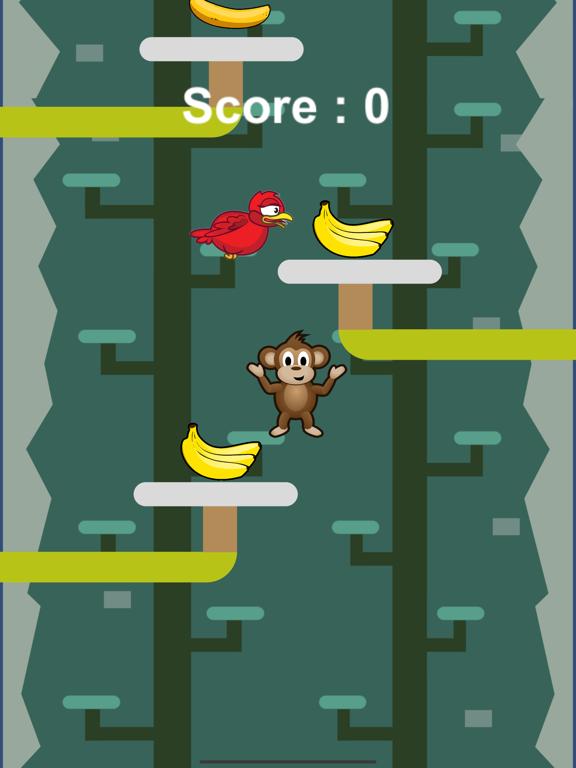 Monkey Jumpy screenshot 6