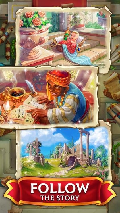 Emperor of Mahjong screenshot-3