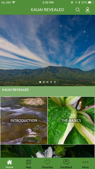 Kauai Revealed Guide Screenshot