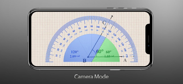 Angle Finder App >> Protractor On The App Store