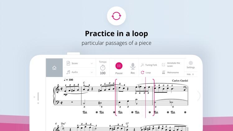 Tomplay Sheet Music screenshot-5
