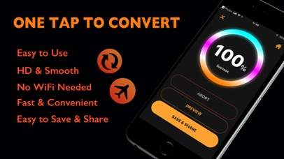 iConv+ : MP3 Video Converter Screenshots