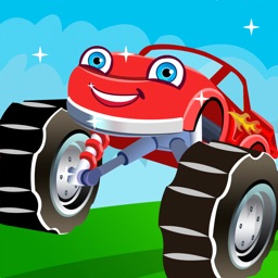 Monster Trucks Runner 3d