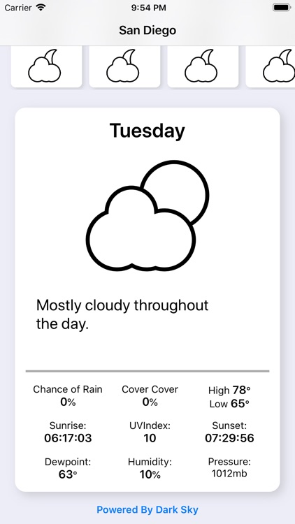 Is It Raining? — Weather App
