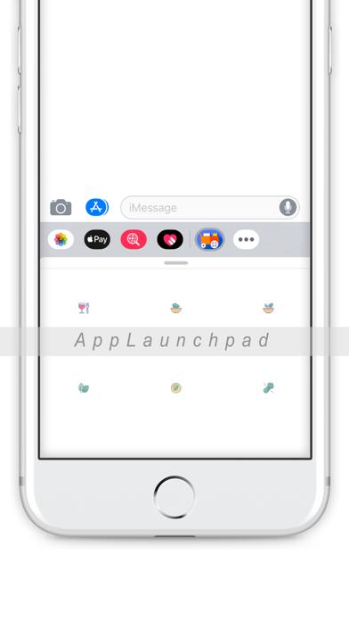 Food Emoji screenshot 1