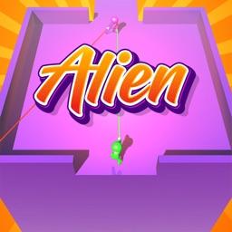 Alien ShootOut Trigger Blast