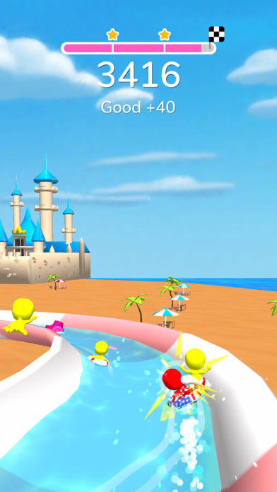 Waterpark: Slide Race screenshot 5