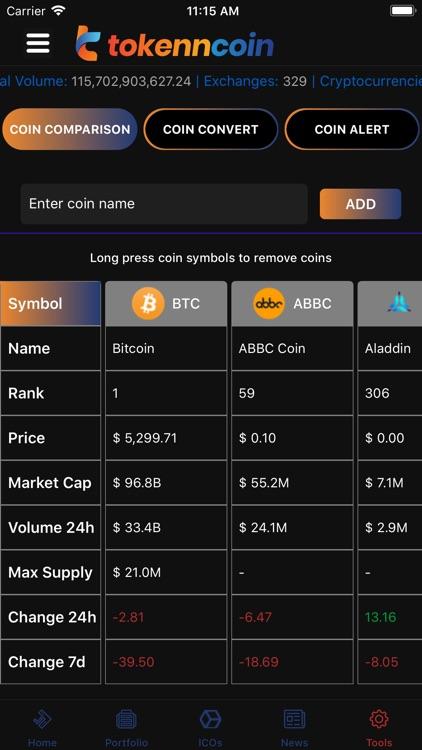 Tokenncoin screenshot-8