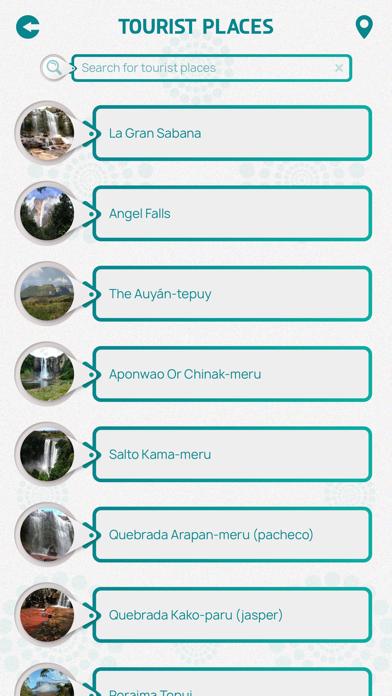 Canaima National Park screenshot 3
