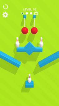 Rope Bowling iphone images
