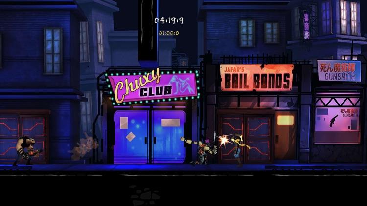 Shadow Blade - Playond screenshot-3