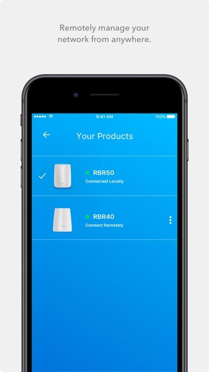 NETGEAR Orbi - WiFi System App screenshot-7