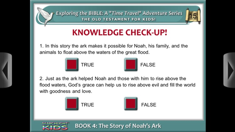 Searchlight® Kids: Bible 4 CE screenshot-2