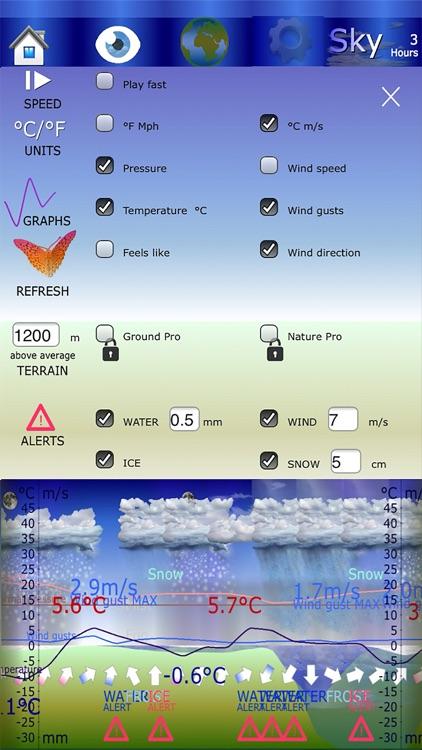 ShareWeather Sky screenshot-3