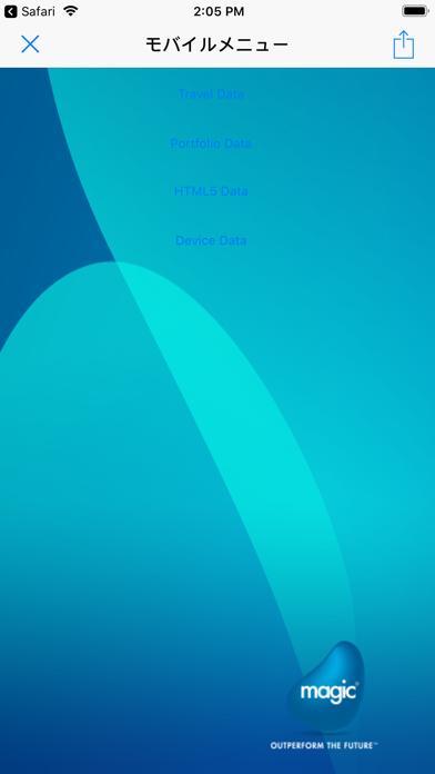 Magic xpa 4.6 Client 日本語版のスクリーンショット1