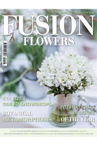FUSION FLOWERS MAGAZINE - náhled