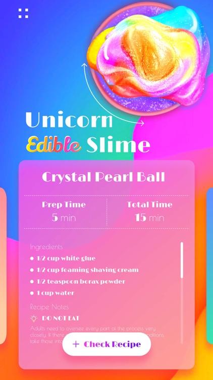 Unicorn Chef: Edible Slime screenshot-3