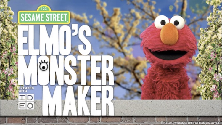 Elmo's Monster Maker screenshot-0