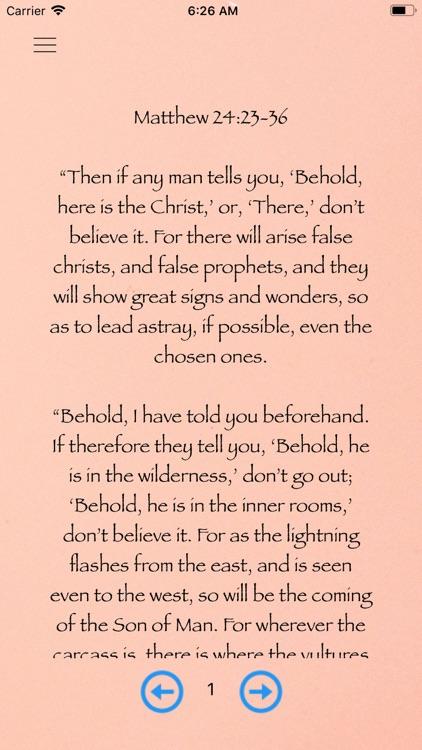 Bible Devotional: Affirmations screenshot-7