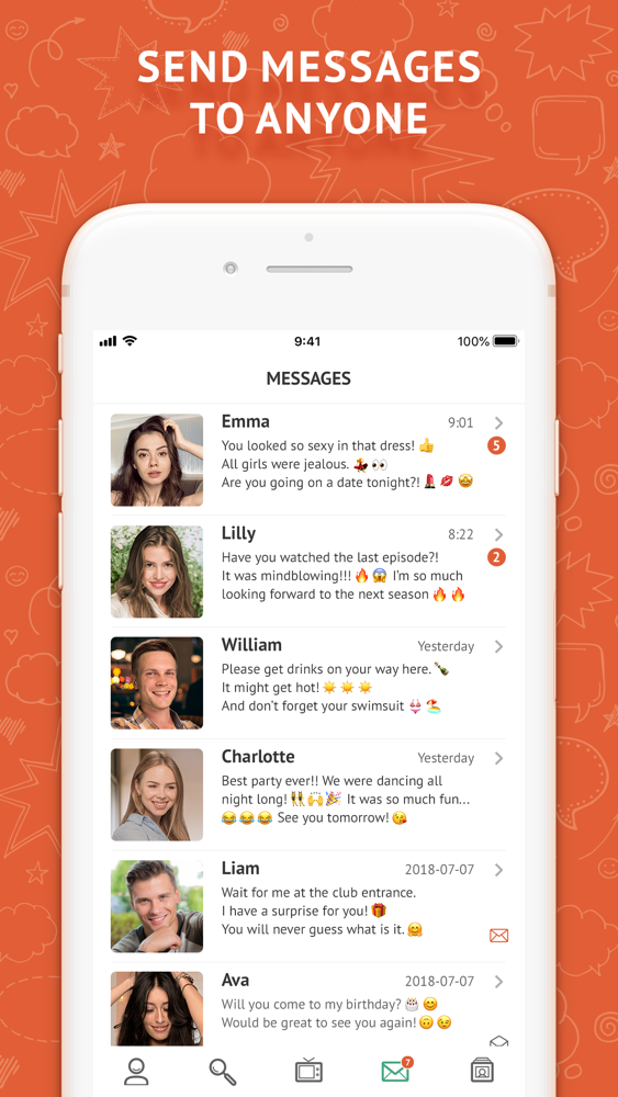 OmeTV - Video Chat Alternative App for iPhone - Free