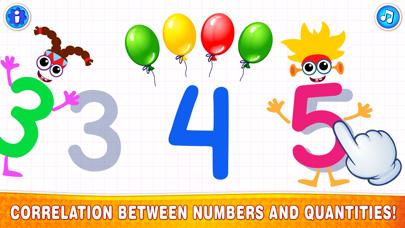 Bini 123 Counting Games 4 Kids | App Price Drops