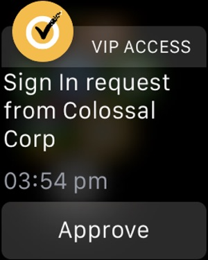 VIP Access for iPhone on the App Store
