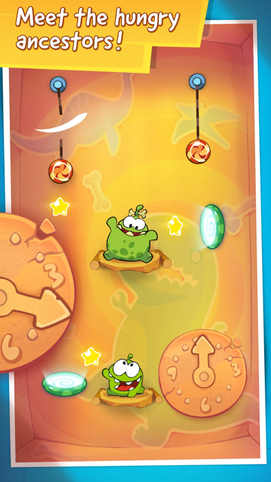 İndir Cut the Rope: Time Travel GOLD Pc için