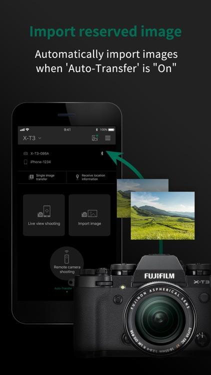 FUJIFILM Camera Remote screenshot-4