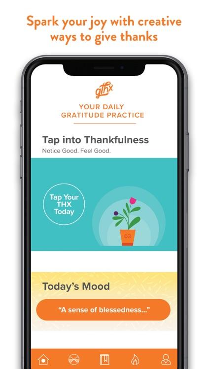 gthx: Gratitude