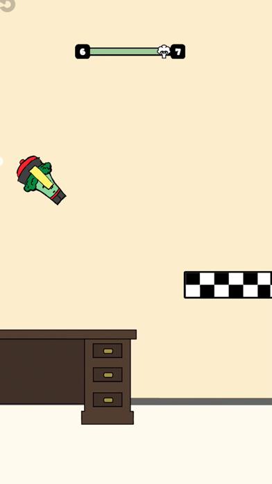 Broccoli Jump! screenshot 5