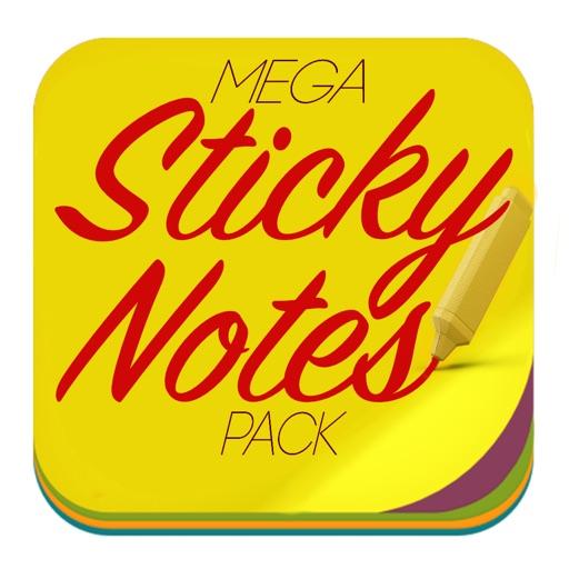 Mega Sticky Notes Pack