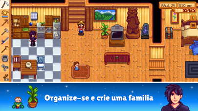 Screenshot for Stardew Valley in Portugal App Store