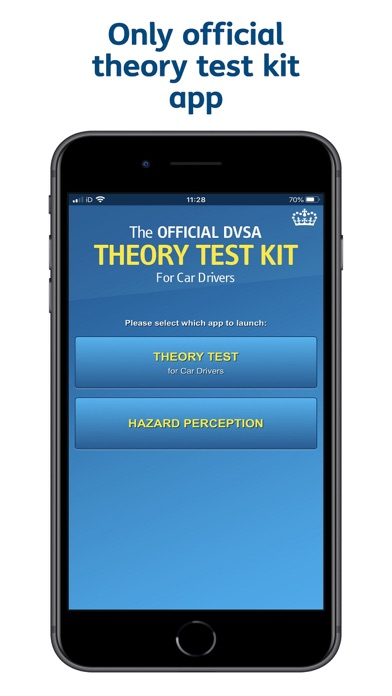 Official DVSA Theory Test Kit screenshot one