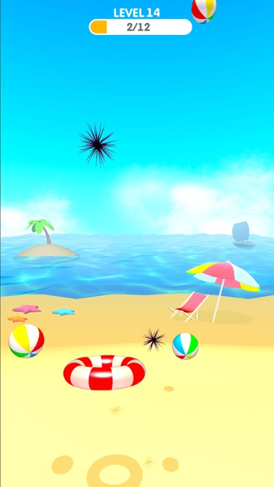 Beach party! screenshot 5